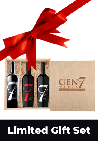 Bold Red Gift Set