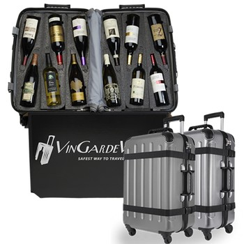 GEN 7 - 12 Bottle Wine Luggage