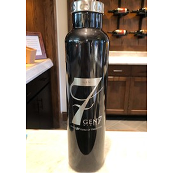 GEN 7 Wine Growler Black Gloss