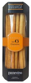 Panevino Cheddar Salt Breadsticks